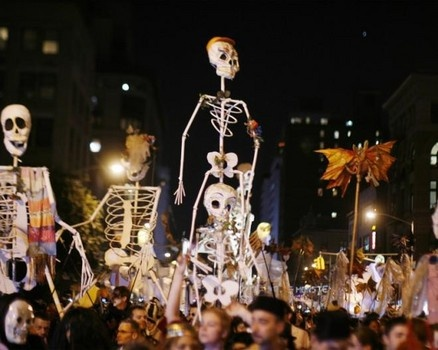 11 best Celebrating Halloween in NYC images on Pinterest | New ...