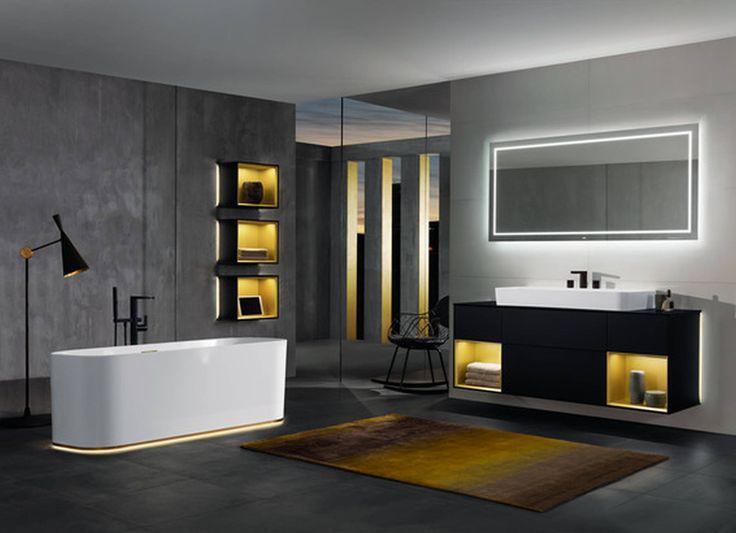 Luxe Badkamers Inspiratie : Besten luxe badkamers saniweb bilder auf