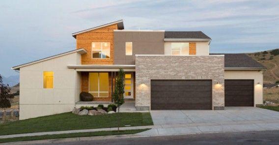 Zero home utah 1 architecture we adore pinterest for Utah home design architects