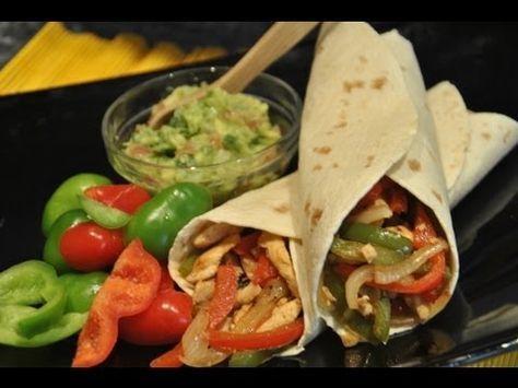 Fajitas Mexicanas de Carne - 3 de 3 - Ariel Rodriguez Palacios - YouTube