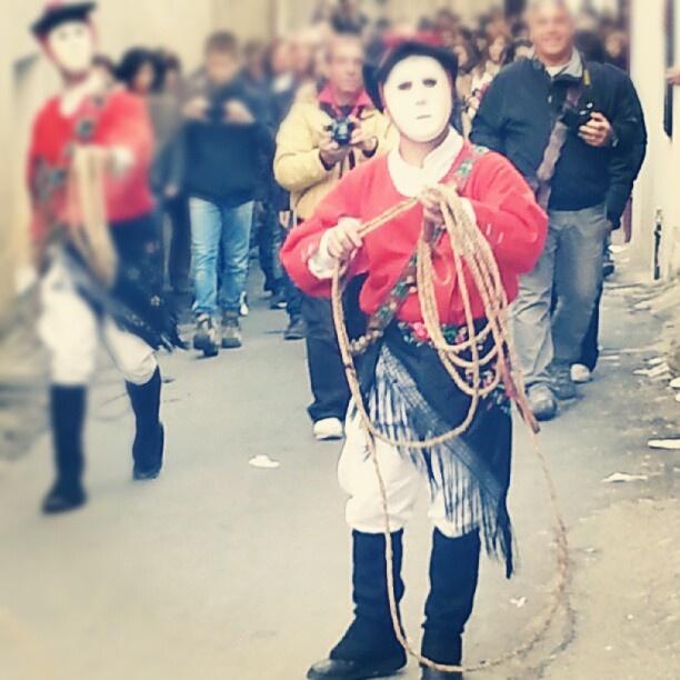 #mamoiada (NU) #mask #issohadores  - @agrimanca