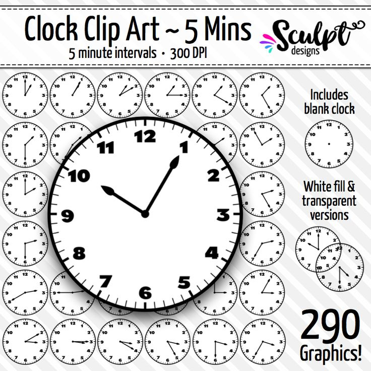 Blank Clock Faces High Quality