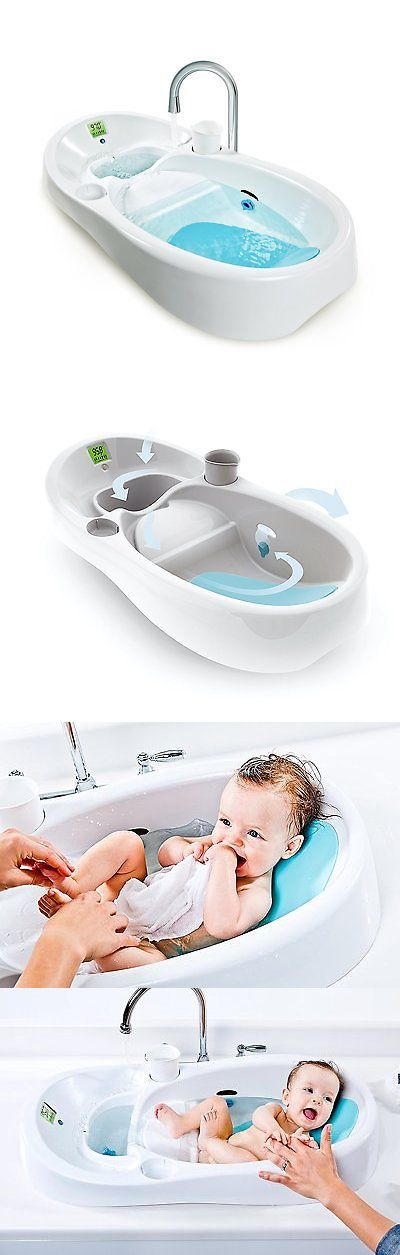 Bath Tubs 113814: 4Moms, Baby Bath Tub, White -> BUY IT NOW ONLY: $111.36 on eBay!