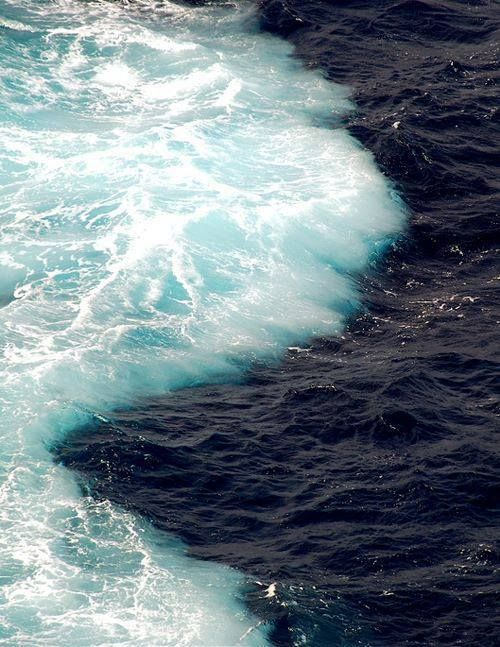 Gulf of Alaska - two oceans #photography