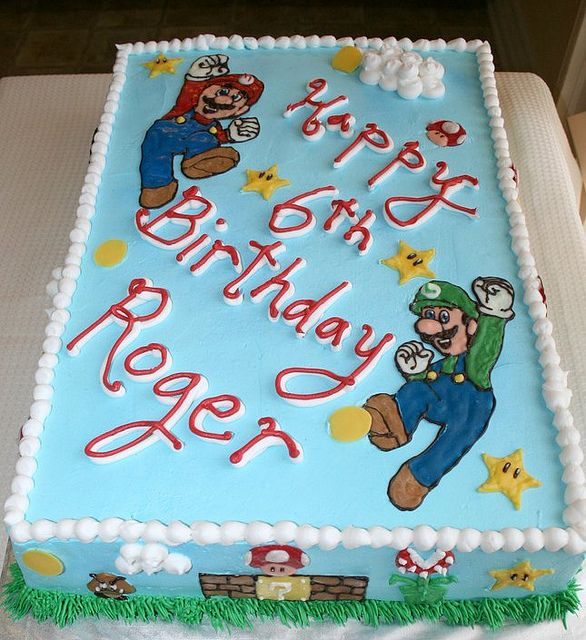 26 best images about Fiesta Mario bross on Pinterest ...