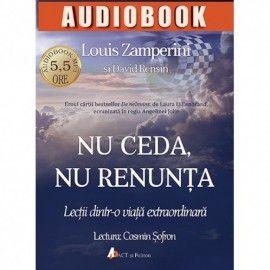 Nu ceda, nu renunta (audiobook)