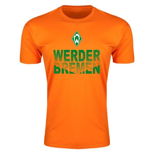 Werder Bremen Graphic Mens Fashion T-Shirt