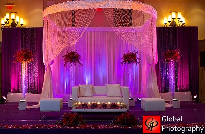 this should be magnificent outside!! Shaadi Belles : South Asian Wedding Inspiration | Indian wedding | Pakistani wedding | Indian wedding vendors