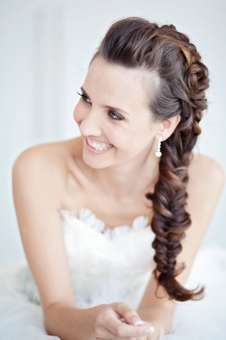 1000 Images About Coiffure Mariage On Pinterest Coiffures