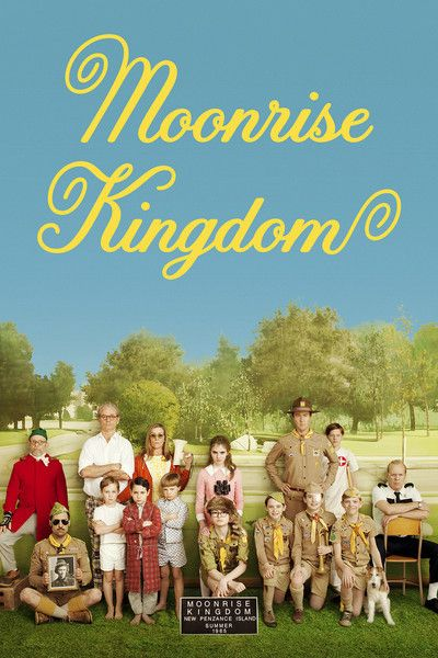 Moonrise Kingdom (2012) Directed by Wes Anderson, starring Jared Gilman, Kara Hayward, Bruce Willis, Frances McDormand, Bruce Willis, Bill Murray.. A pair of young lovers flee their New England town, which causes a local search party to fan out to find them.