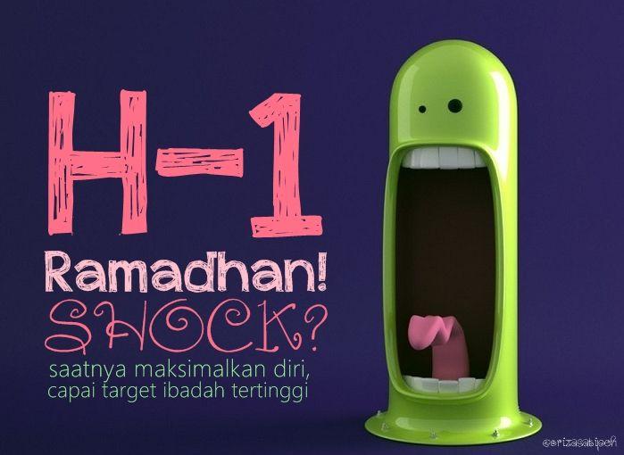 Marhaban Yaa Ramadhan :)