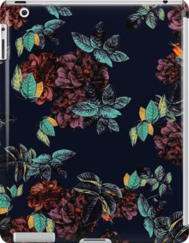 iPad Cases & Skins Roses Garden by talipmemis