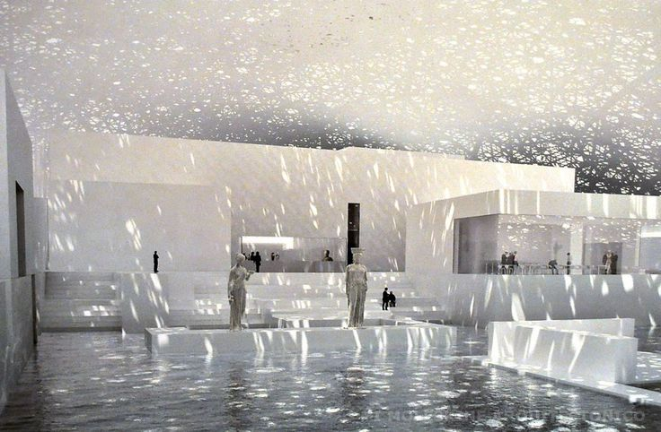 My architectural moleskine jean nouvel louvre museum abu dhabi everythi - Construction of the louvre ...