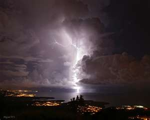 Beautiful: Nature, Venezuela, Weather, Storms, Place, Photo