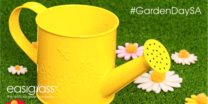 Celebrate your beautiful garden and luscious green lawn on #GardenDaySA. Enjoy all that effort and share your produce from your herb and vegetable garden with friends and family over lunch or dinner. makes your live easi - no water no mess no mud no mowing. #artificalgrass #garden