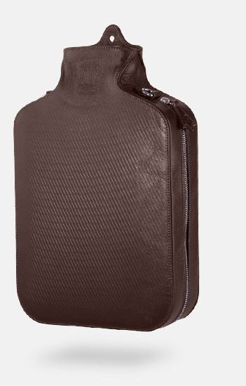Love this, Bagigia iPad case in style of a hotwater bottle.