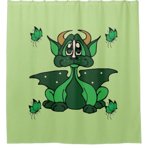 Dragon Shower Curtains Can Be Fun For Kids And Adults Whether You Love The Ancient Dragon Or