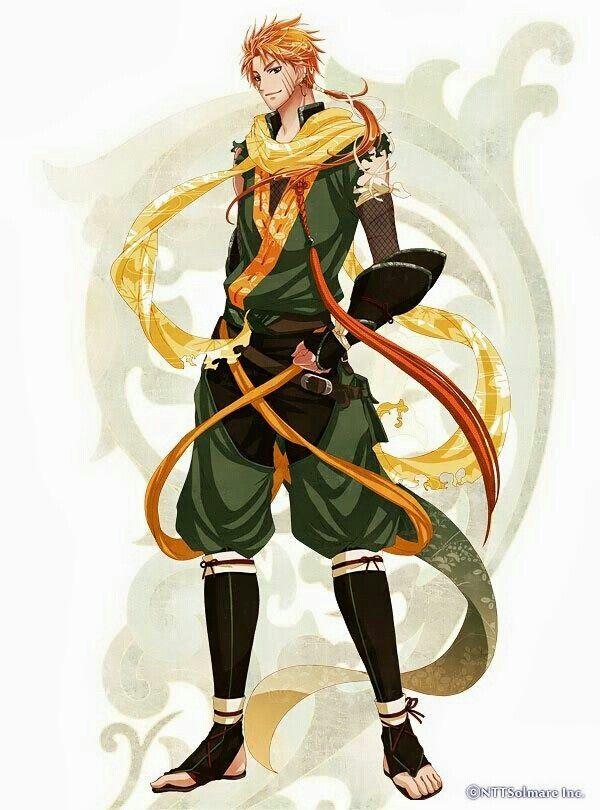 good anime ninja outfit male 8