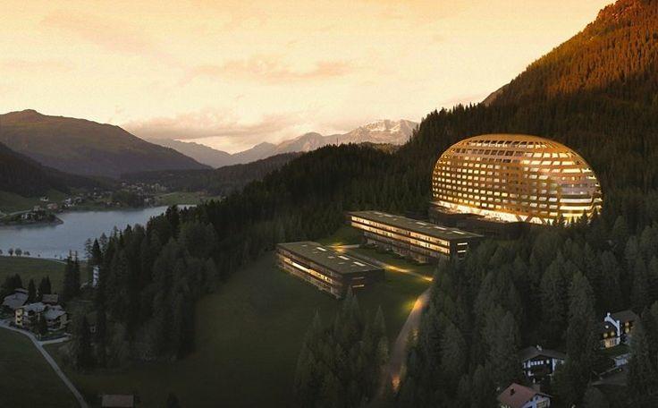 InterContinental Davos Hotel, Switzerland