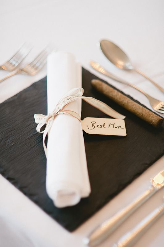 Table setting top table