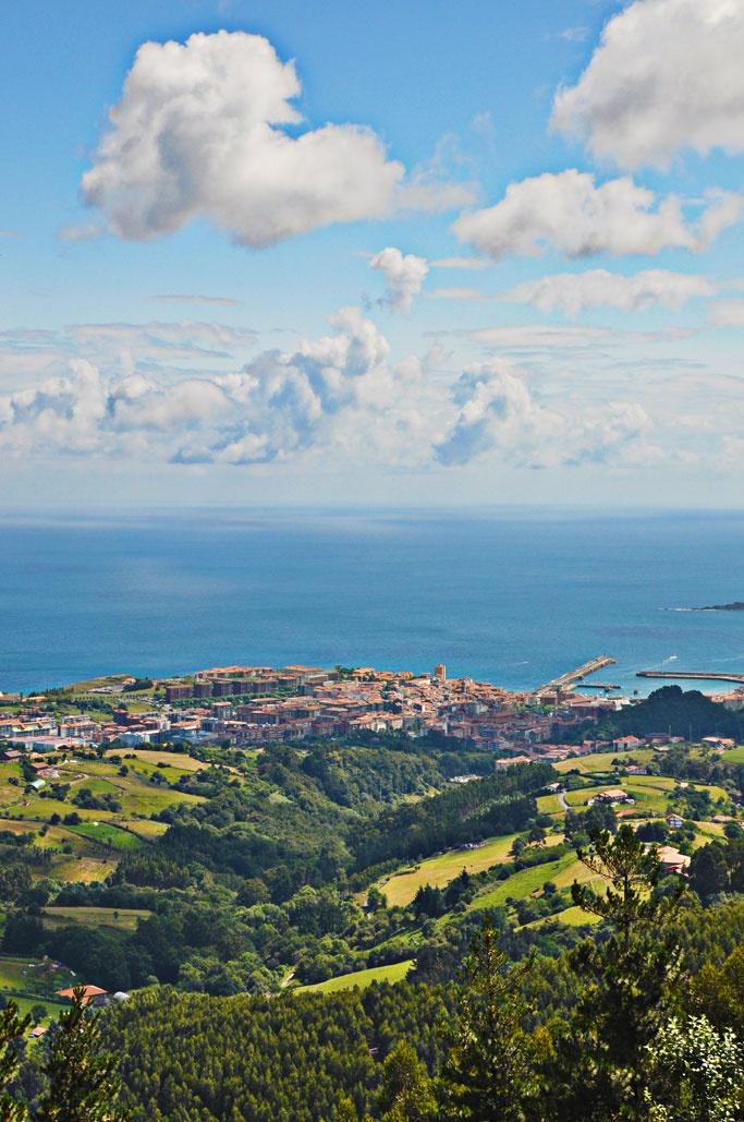 Bermeo, Bizkaia. Basque Country