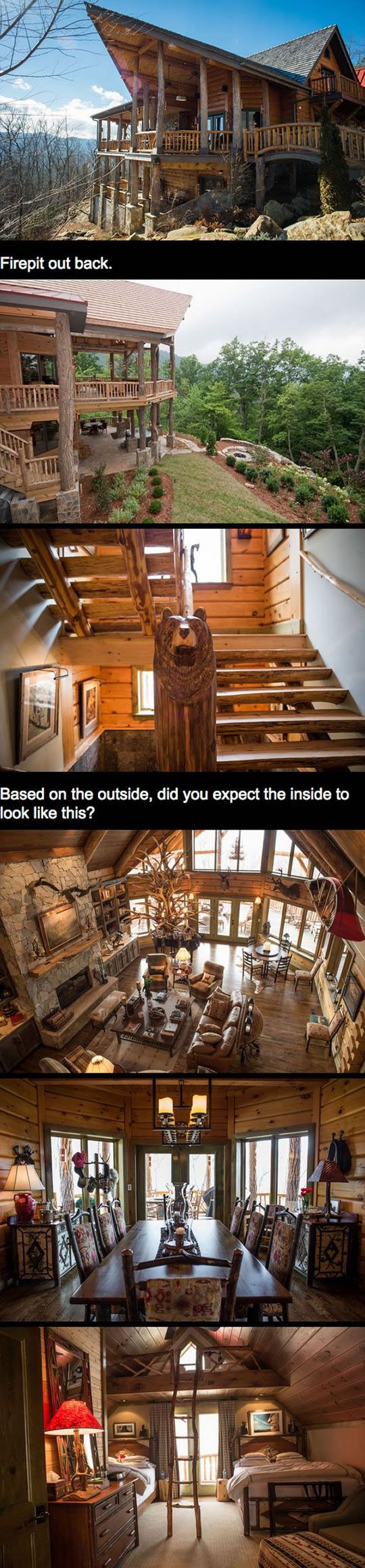 I Would Live In This Cabin If I Could