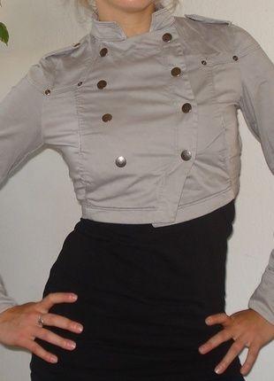 Kaufe meinen Artikel bei #Kleiderkreisel http://www.kleiderkreisel.de/damenmode/mantel-and-jacken-sonstiges/64430930-kurzjacke-von-zara-aus-new-york-in-grosse-s