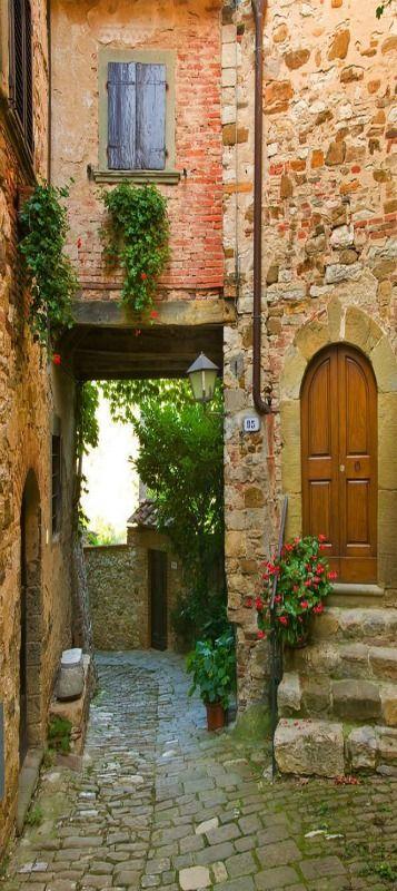 One day♥~Tuscany, Italy by John Galbo