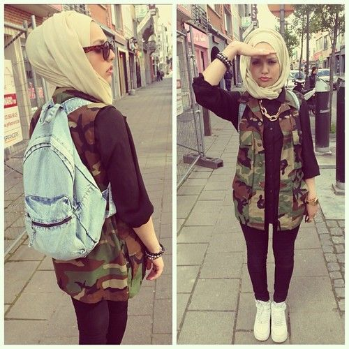 The army look Fashion style and mode facebook