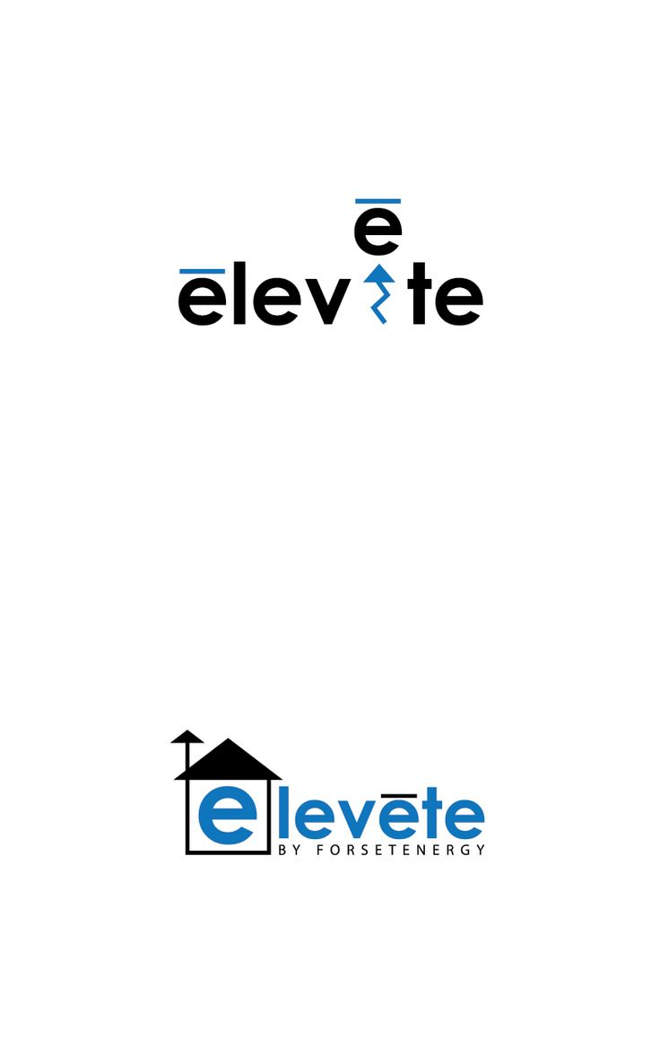 logo idea - elevete - energy solutions company  #logo #logotype #branding #stationary #graphic #design #illlustrator