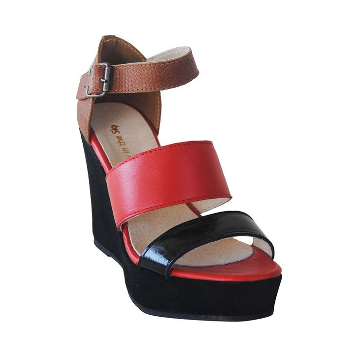 Zapatos Red Ginger, Lucy in the Sky, $62.900.