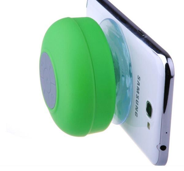 Mini Waterproof Wireless Bluetooth Speaker For iPhone 6/6S Plus Smartphone