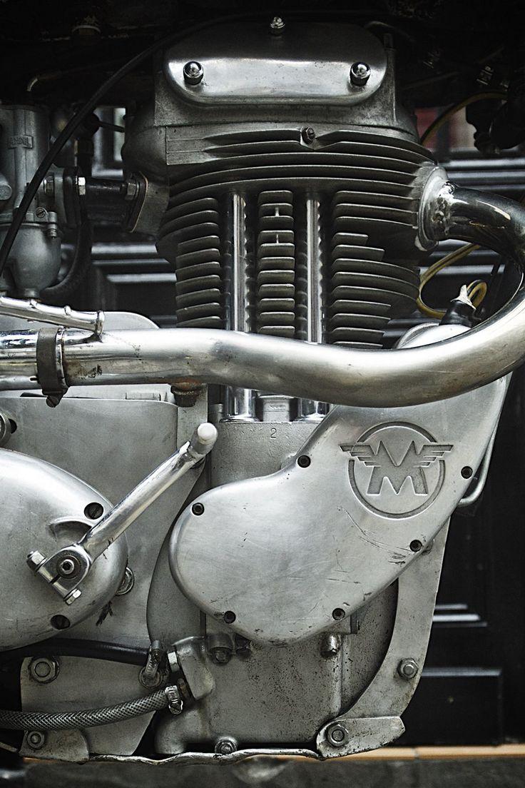 Matchless g18c 1954 vendre chez legend motors lille