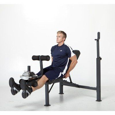 Buy Competitor CB 729 Olympic Weight Bench The CB729 By Impex Fitness Is A  Complete Workout