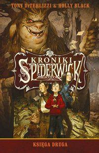 Uwaga na fantastyczne stwory! Kroniki Spiderwick to opowieść, którą zna każdy fan magicznych stworów, niesamowitych zdarzeń i nieoczekiwanych przygód. Na jej podstawie powstał film, który ogląda się z wypiekami na twarzy. Rodzeństwo Simon, Mallory i Jared razem z domowym skrzatem Naparstkiem cudem uciekli przed bandą groźnych goblinów, które chciały im ukraść Przewodnik...