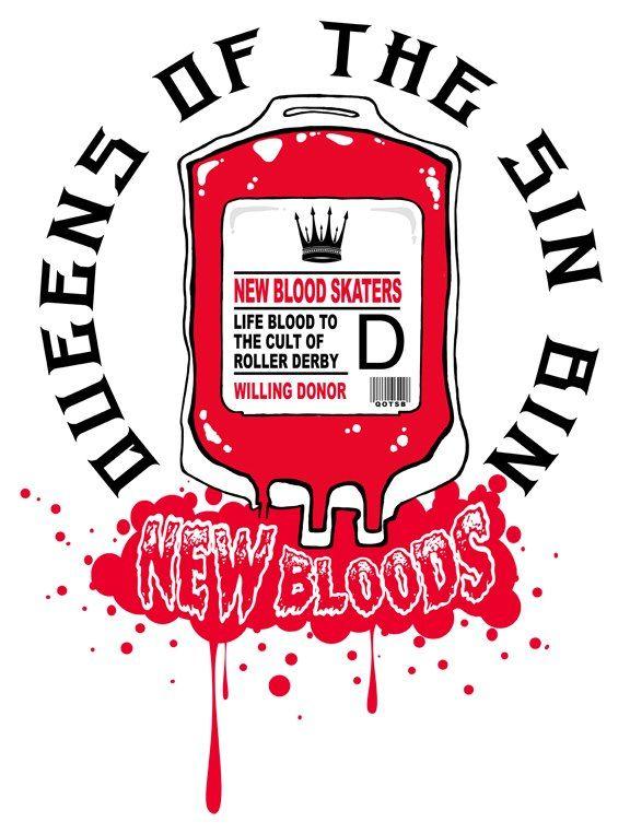 @QotSB New Bloods Logo #1