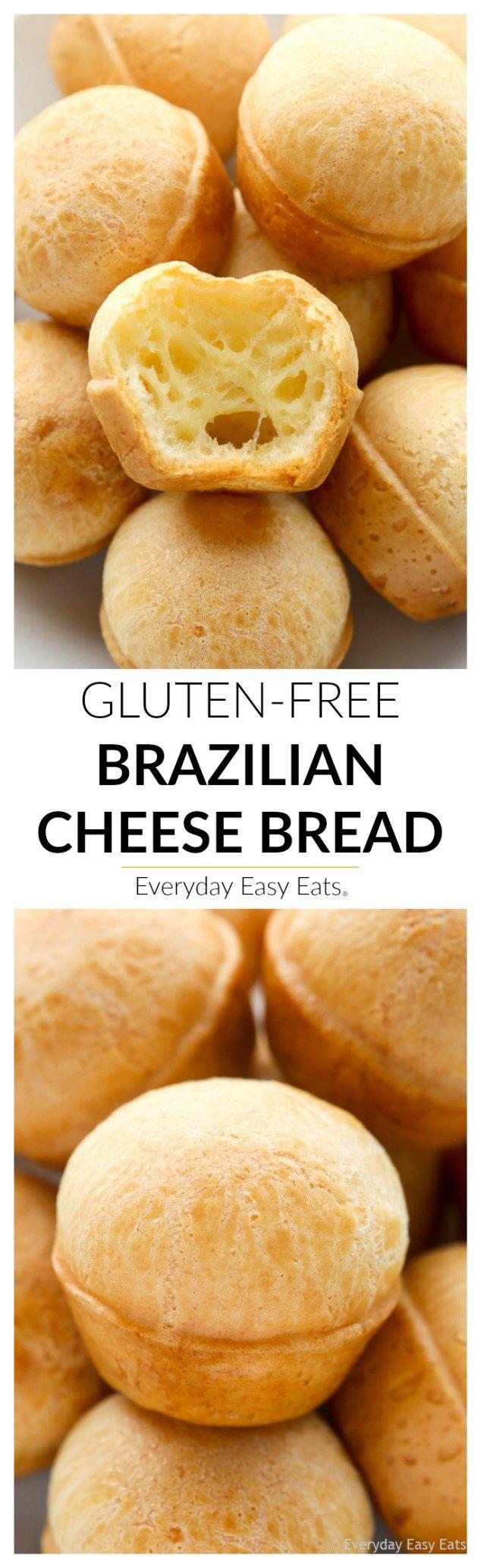 Best 25+ Brazilian Cheese Bread ideas on Pinterest ...