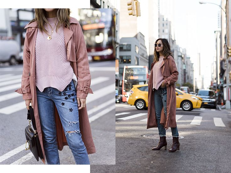 Trenching It in NYC. | Song of Style