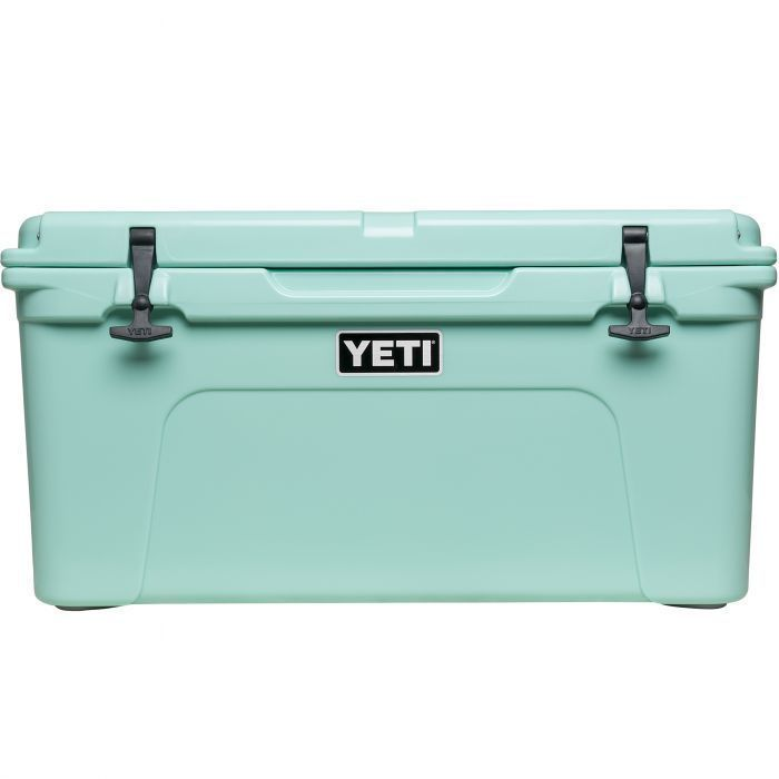 Camping Ice Boxes and Coolers 181382: Brand New Factory Sealed Yeti 65 Tundra Seafoam Green BUY IT NOW ONLY: $379.99