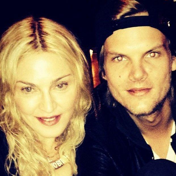 LISTEN: 'My demos were better' Hear Avicii slam Madonna's latest album | Celebs | Celebrity News, Gossip, Rumours & Photos | Daily Star