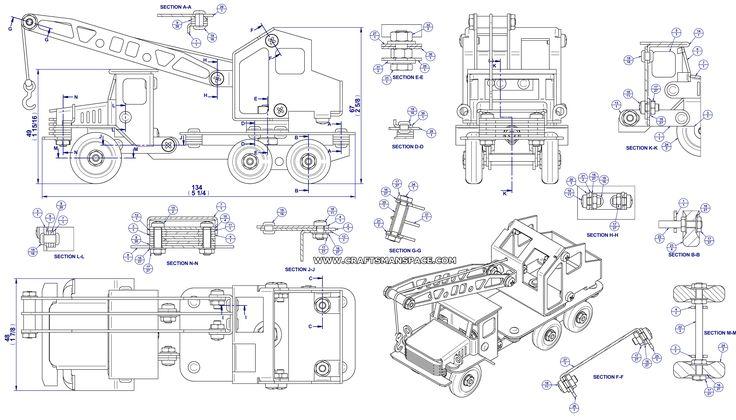 25  unique truck mounted crane ideas on pinterest