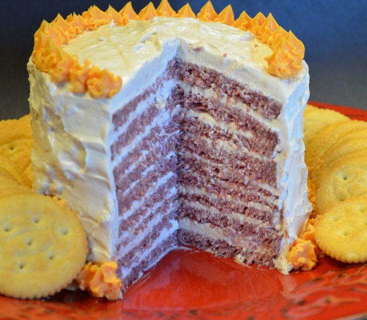 Recipe Thursday-Bologna Cake
