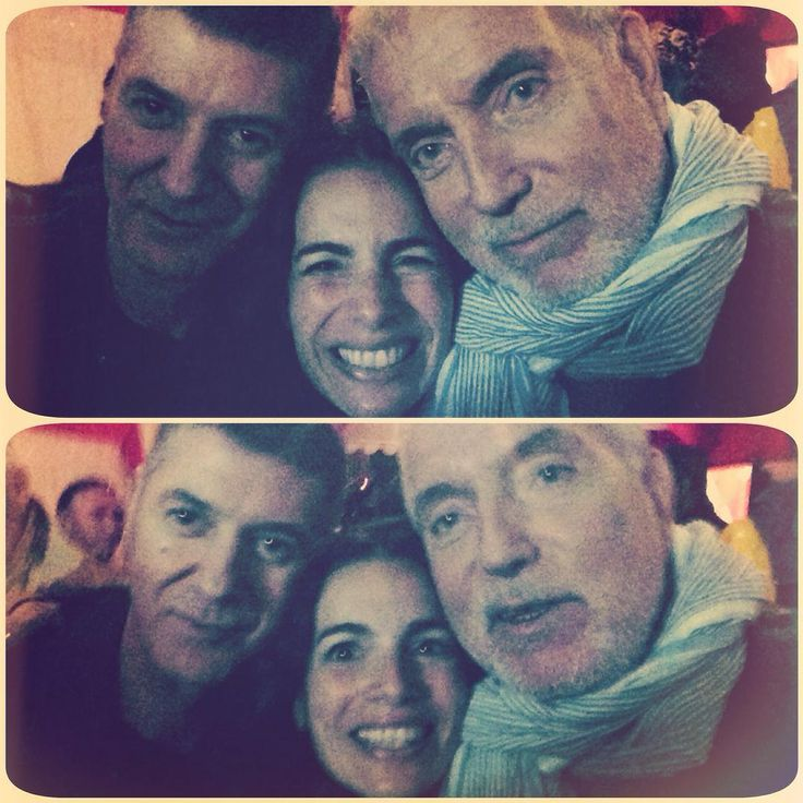 And after the concert paleofestival2015 for Chambre 29 etienne daho