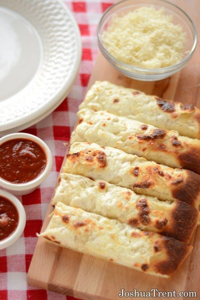 """""""Pizza Hut"""" Cheese Bread - JoshuaTrent.com : JoshuaTrent.com"""