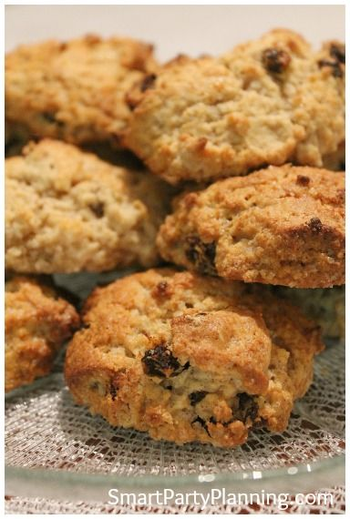 Rock Cakes Recipe #Deliciousrecipes #RockCakes