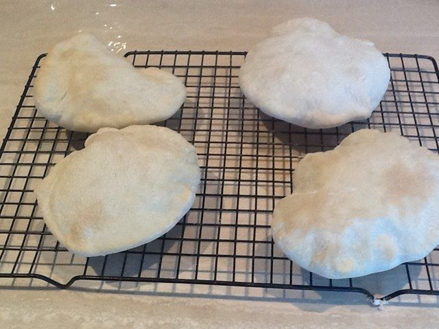 Forum Thermomix - The best Thermomix recipes and community - Pitta Bread