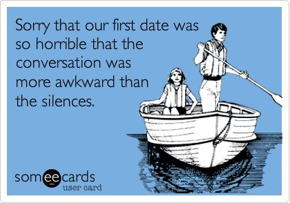 8 Brutally Awkward First Date Confessions | The Odyssey #kennesaw #kennesawstate #ksu