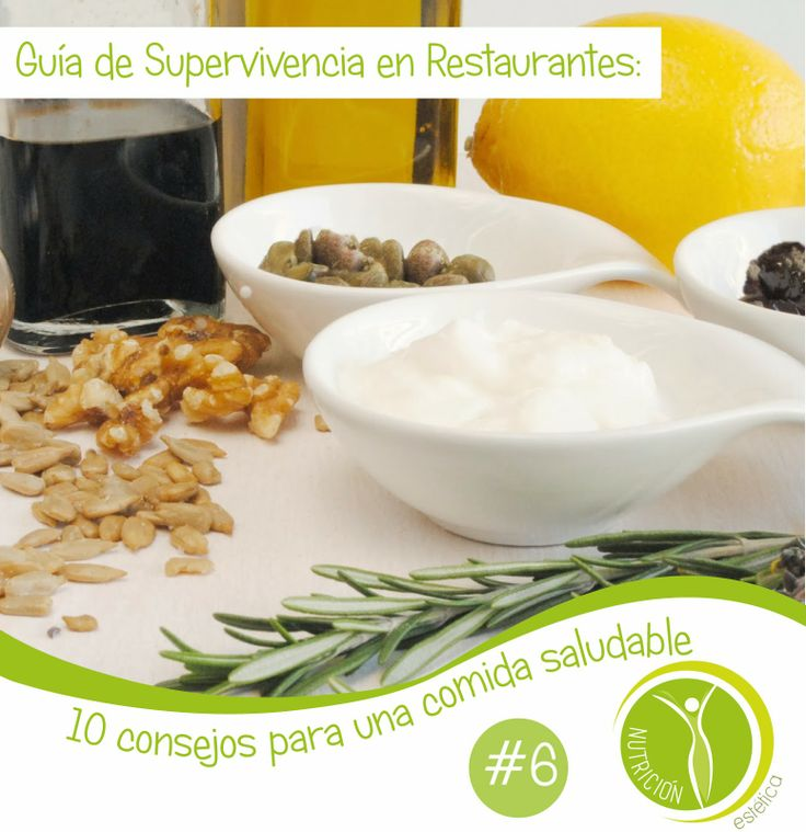 10 consejos para una comida saludable #6 NUTRICIONISTA LIMA
