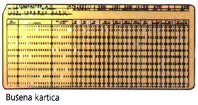 Bušena kartica | Zaštita Podataka - Blog Data Solutions Laboratorije