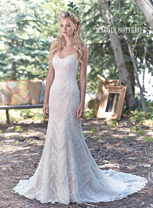 17 best Trouwjurk Damore images on Pinterest | Short wedding gowns ...
